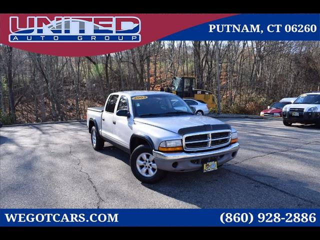 2003 Dodge Dakota 4dr Quad Cab 131' WB SLT