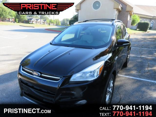2013 Ford Escape SEL FWD PANARAMIC ROOF
