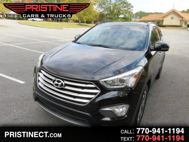 2013 Hyundai Santa Fe Limited w/Ultimate Package