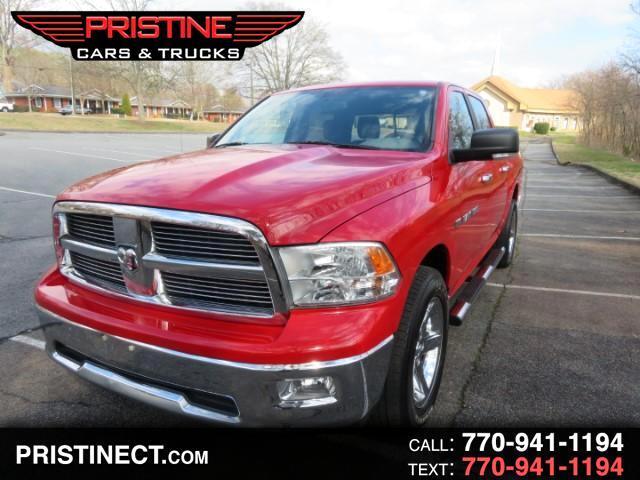 2012 Dodge Ram 1500 SLT RAM 1500 SLT Bighorn