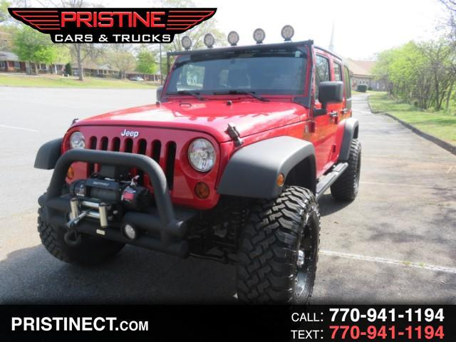 2011 Jeep Wrangler Unlimited Sport 4WD Trail Edition