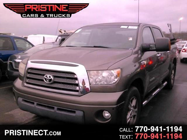 2008 Toyota Tundra Limited CrewMax 5.7L 2WD
