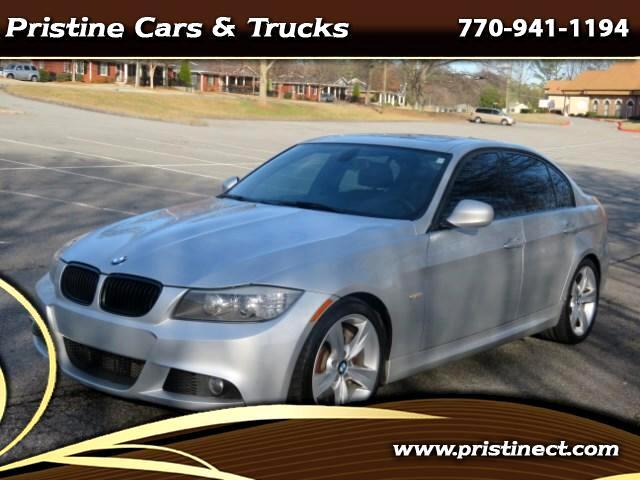 2011 BMW 3-Series 335I M PAKAGE