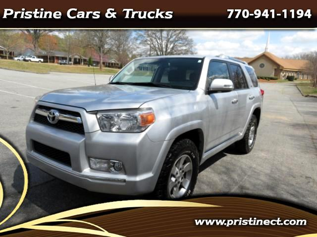 2011 Toyota 4Runner 4WD SR5 SPORTS SUNROOF 3rd Row Seats