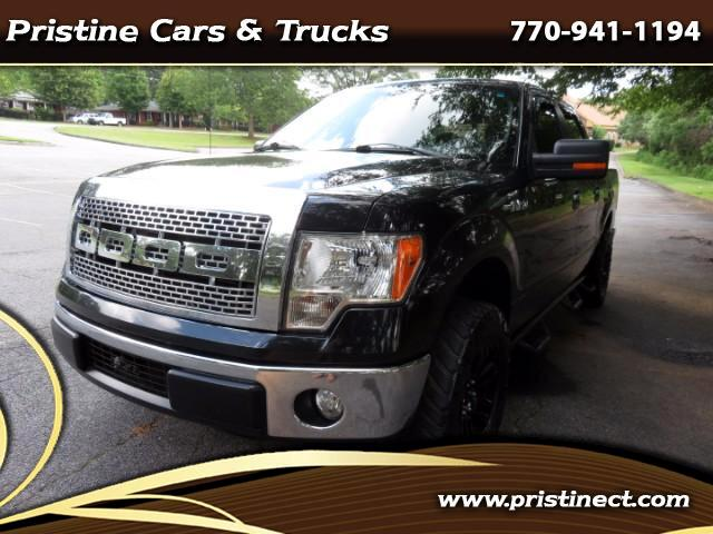 2013 Ford F-150 Lariat SuperCrew 6.5-ft. Bed 2WD XLT