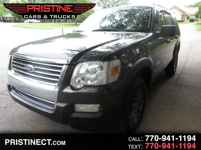 2007 Ford Explorer XLT 4.0L 2WD Leather 3Rd Row Seats