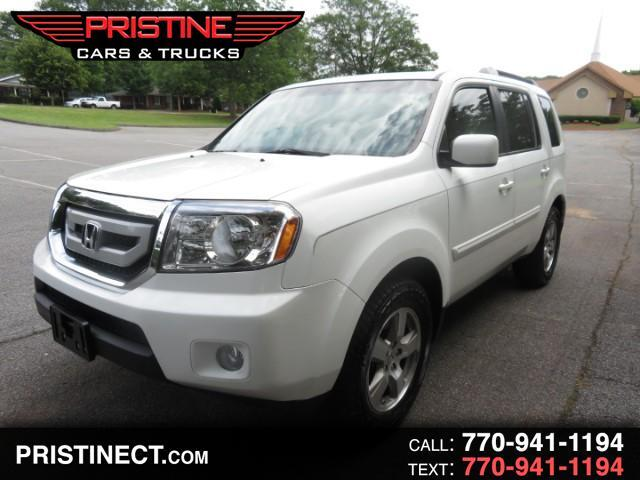 2011 Honda Pilot EX LEATHER 5-Spd AT