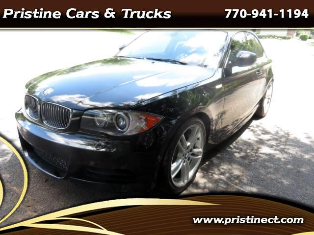 2011 BMW 1-Series I35i Coupe Twin Power Turbo