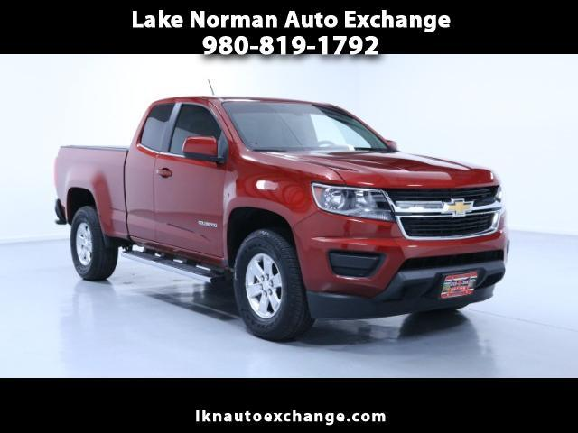 2016 Chevrolet Colorado WT Ext. Cab 2WD