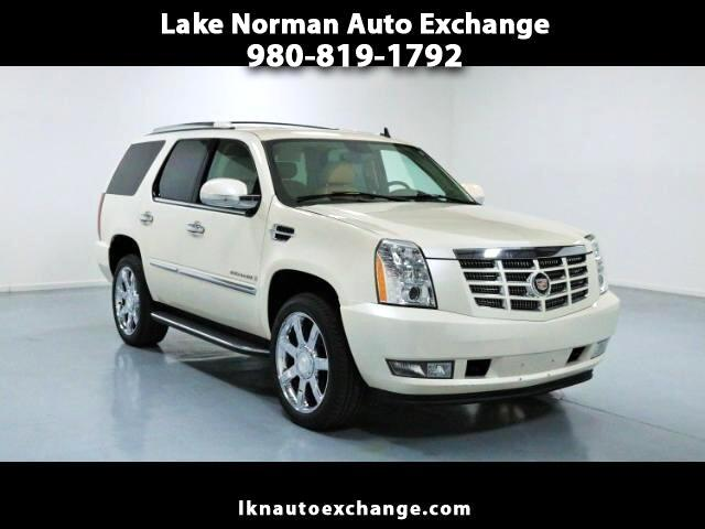 2007 Cadillac Escalade AWD Luxury