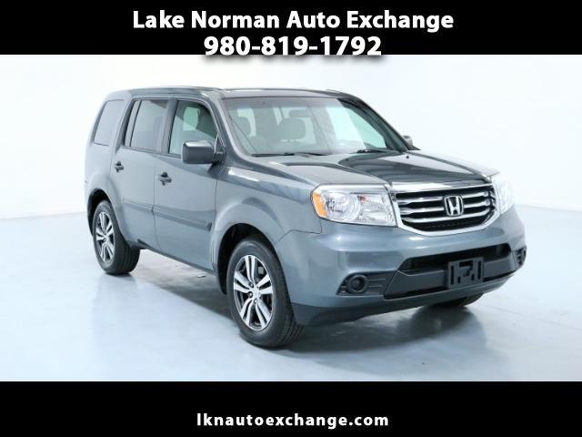 2012 Honda Pilot LX 4WD 5-Spd AT