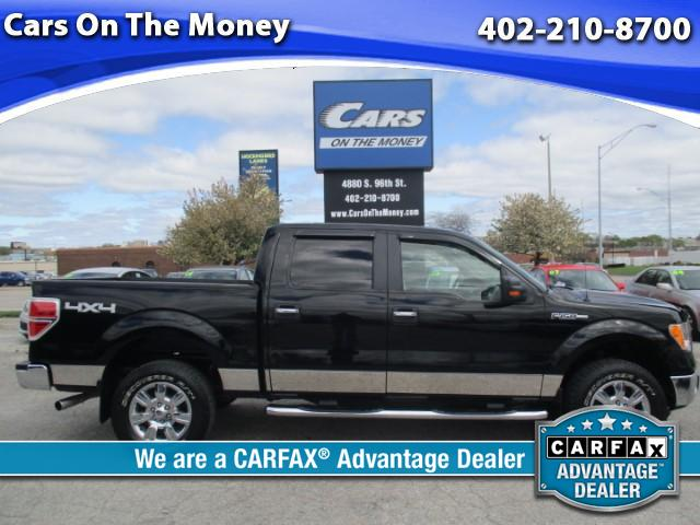 2009 Ford F-150 XLT SuperCrew 6.5-ft Box 4WD
