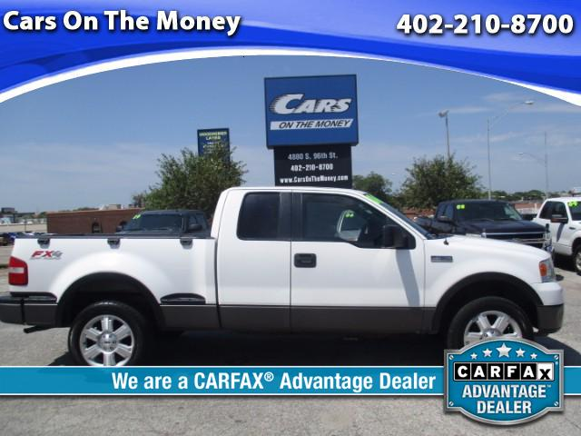 2006 Ford F-150 FX4 SuperCab Flareside 4WD