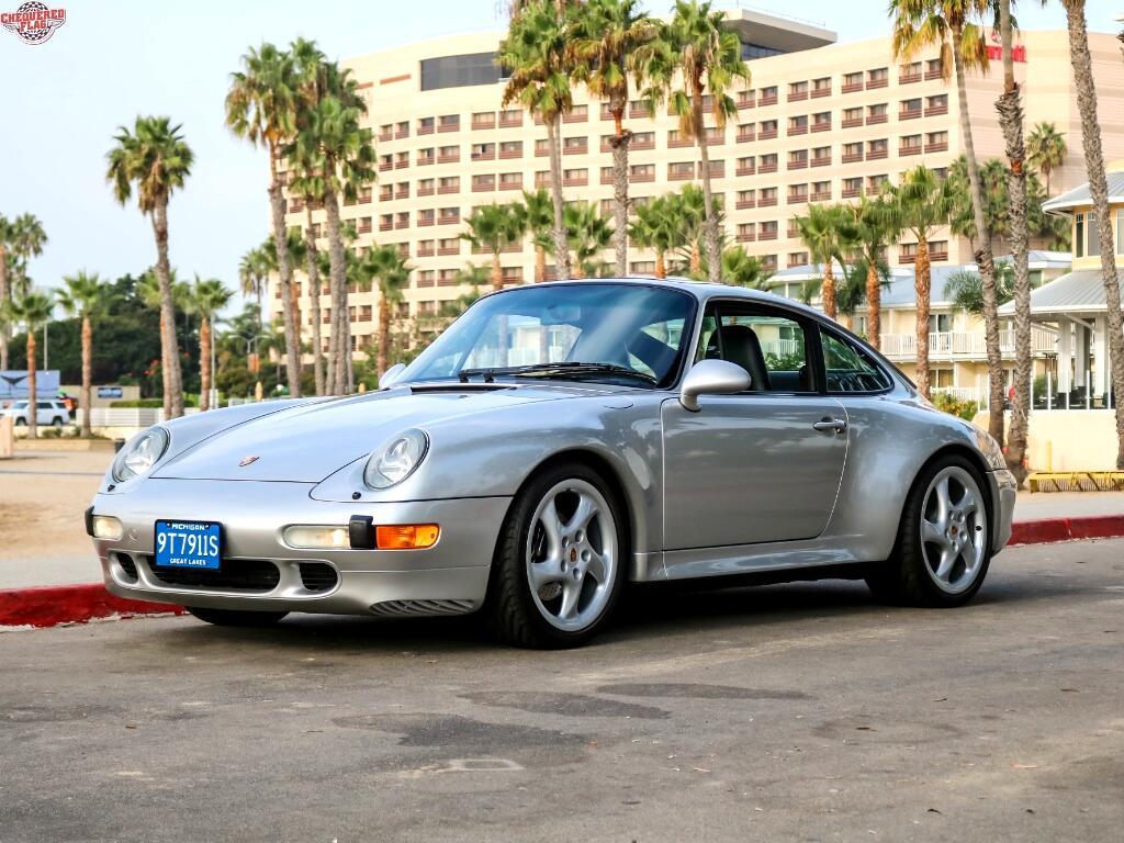 1997 Porsche 993 C2S