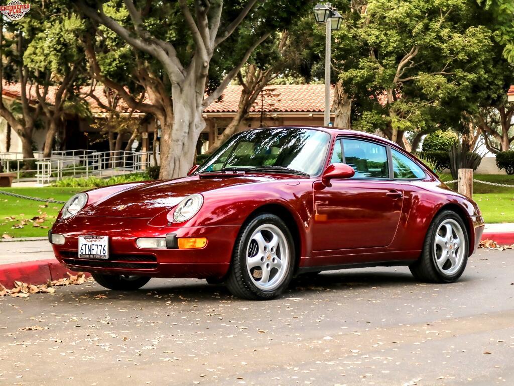 1997 Porsche 911 Carrera 2