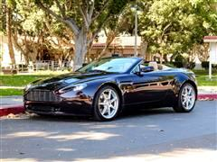 2008 Aston Martin V8 Vantage