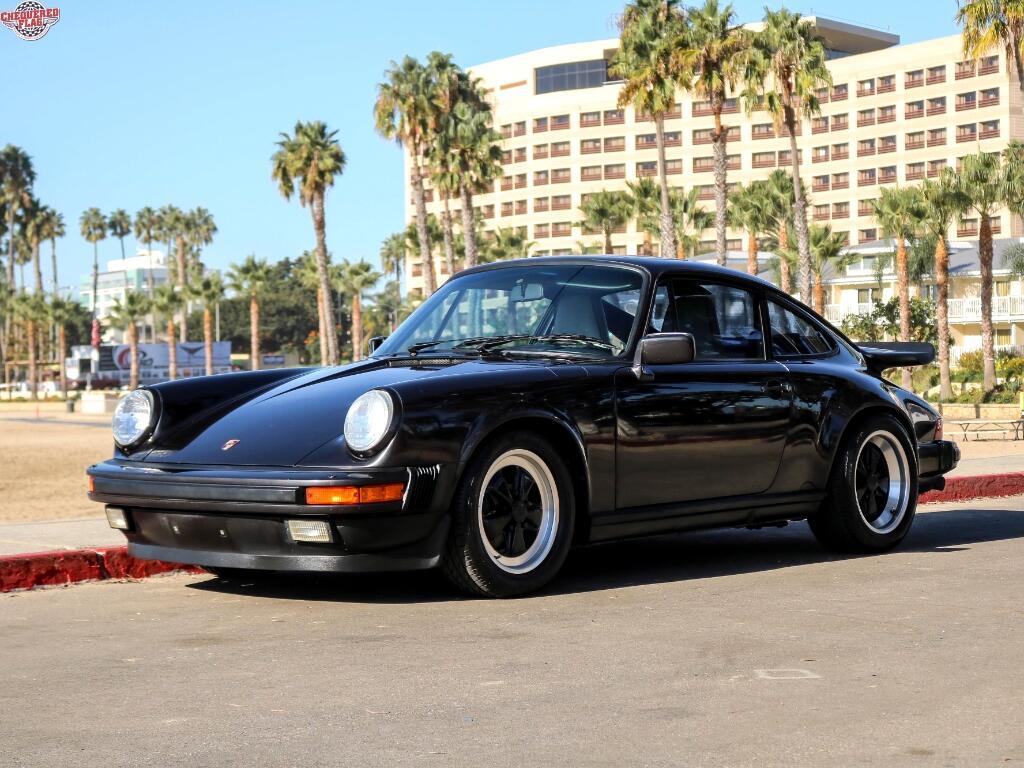 1989 Porsche 911 G50 Carrera Coupe