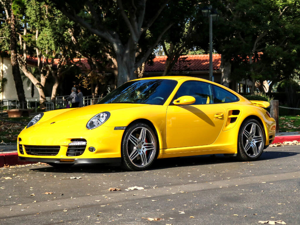 2007 Porsche 911 Turbo Coupe