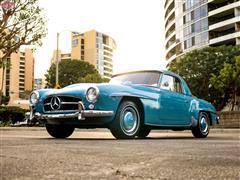 1958 Mercedes-Benz 190