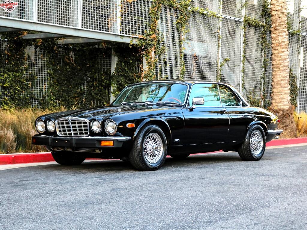 1975 Jaguar XJ6 C