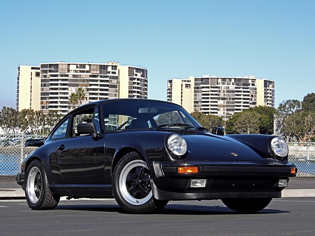 1989 Porsche 911 Carrera G50