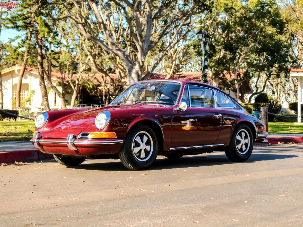 1969 Porsche 912 Karmann Coupe