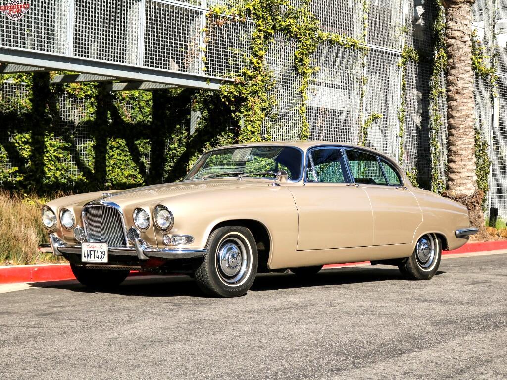 1966 Jaguar MK X Saloon