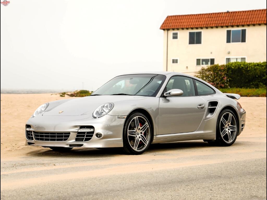 2007 Porsche 911 Turbo Coupe