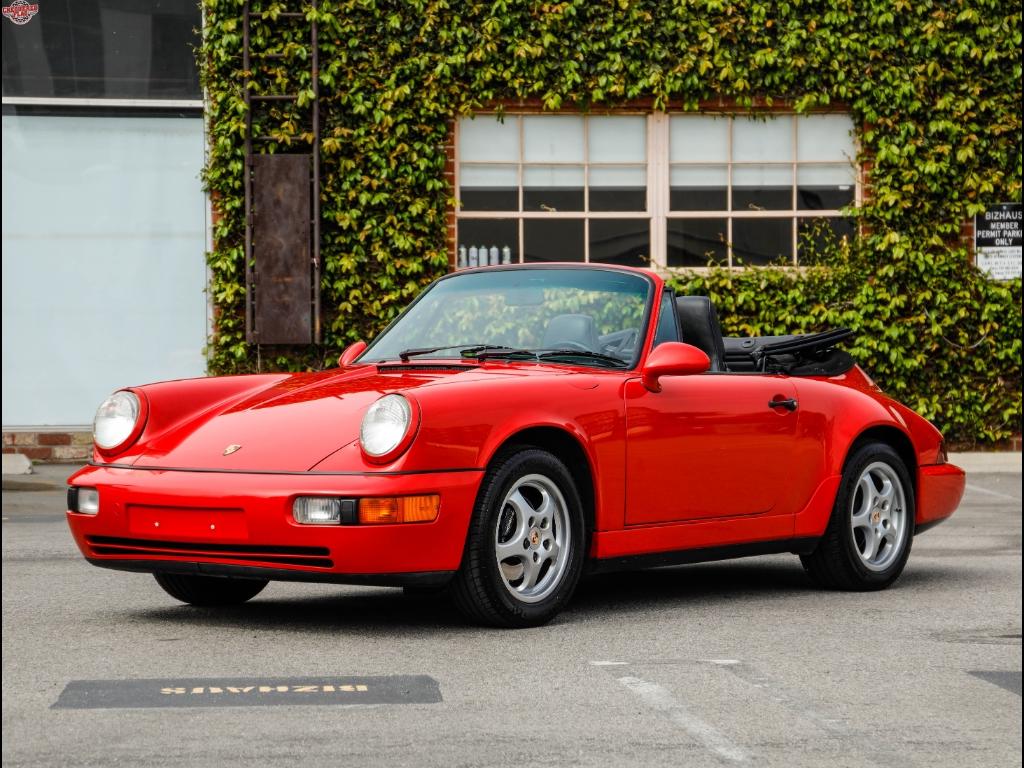 1993 Porsche 964 C2 Cabriolet