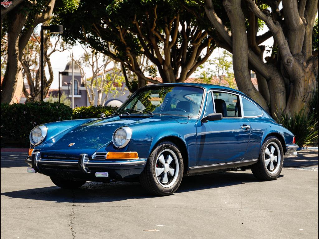 1971 Porsche 911T Coupe
