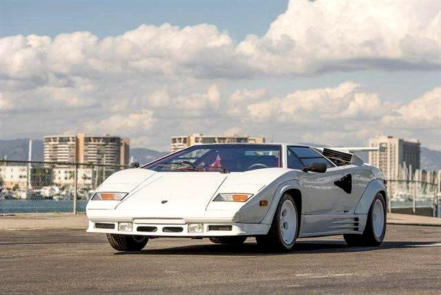 1988 Lamborghini Countach Base