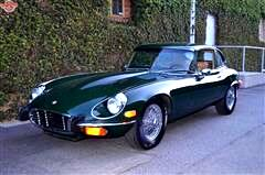 1973 Jaguar E-Type