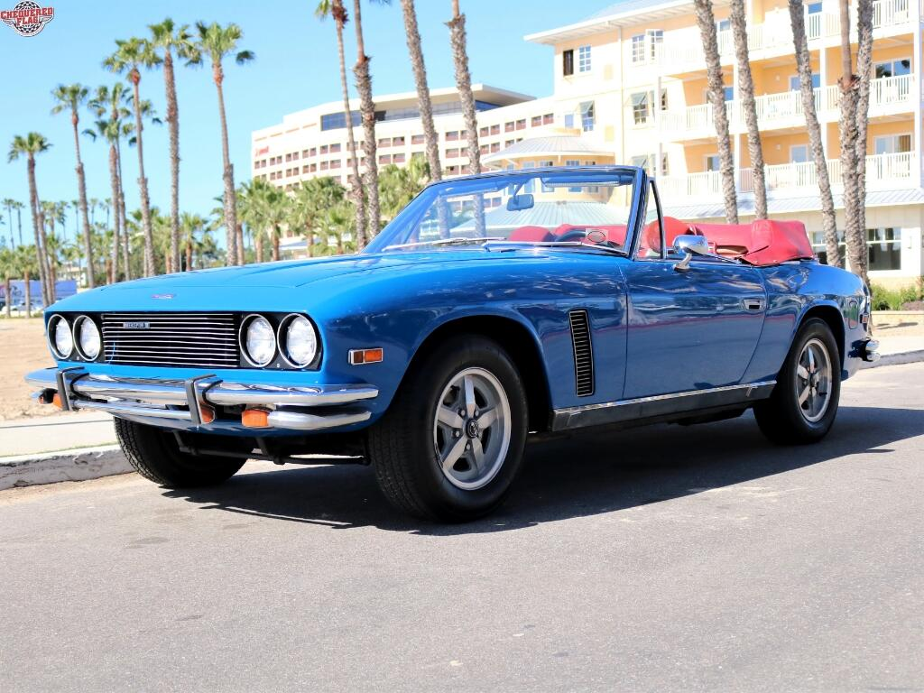 1976 Jensen Interceptor Convertible