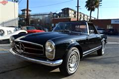 1966 Mercedes-Benz 230-Class