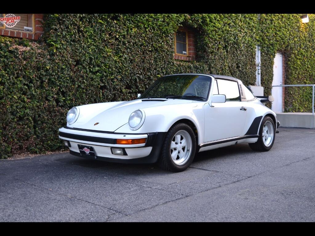1989 Porsche 930 Targa