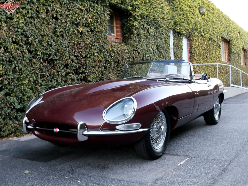 1966 Jaguar E-Type Series I Roadster