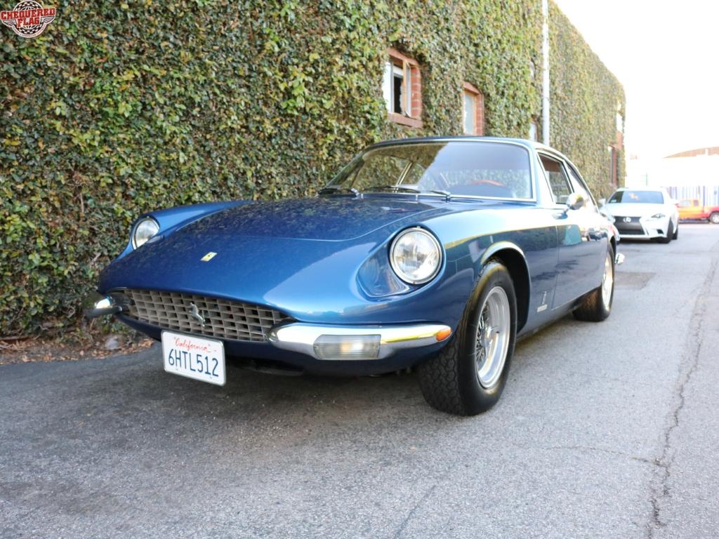 1970 Ferrari 365GT 2Plus2