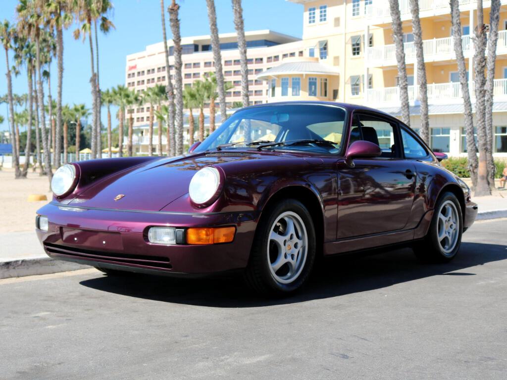 1992 Porsche 964 C4 Coupe