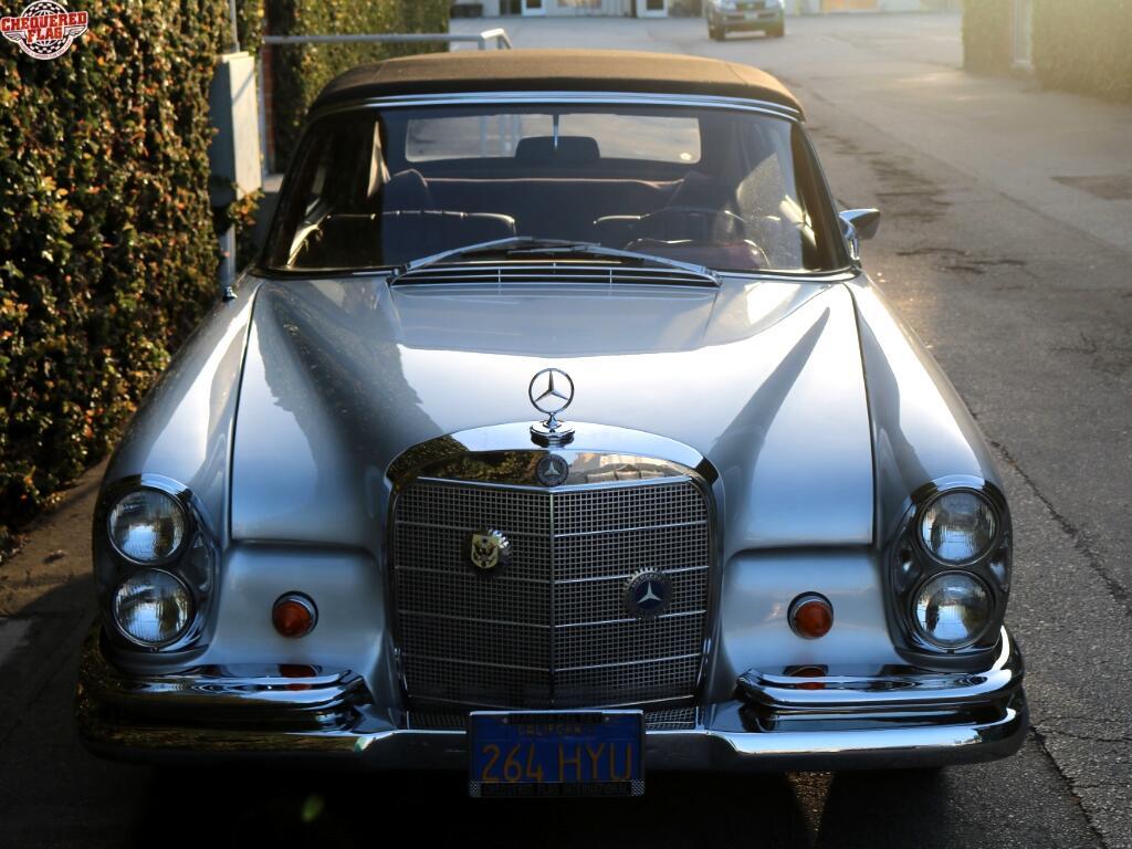 1967 Mercedes-Benz 250 SE Convertible