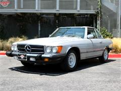 1984 Mercedes-Benz 280SL
