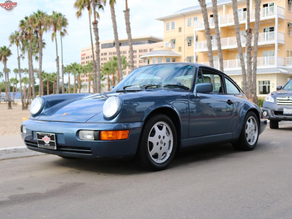 1989 Porsche 964 C4 Coupe