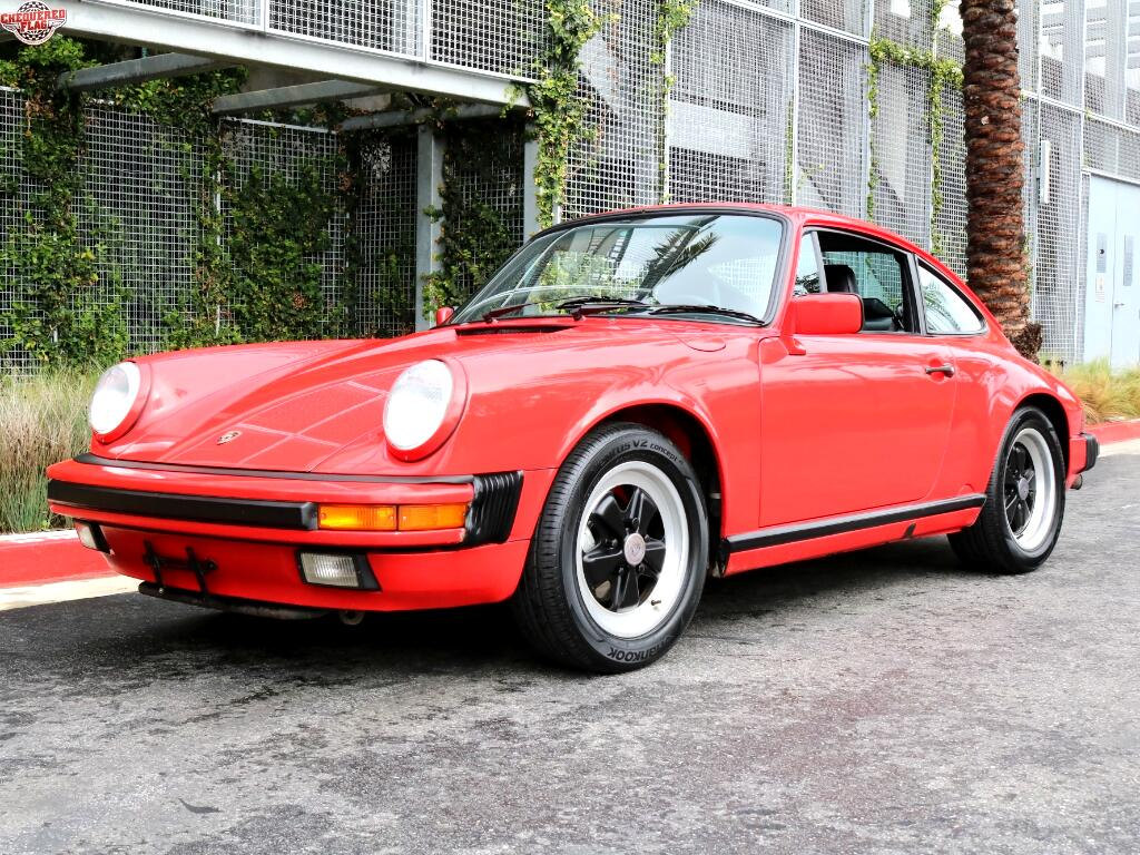 1987 Porsche 911 G50 Carrera Coupe