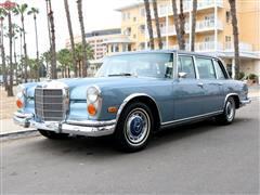 1972 Mercedes-Benz 600-Class