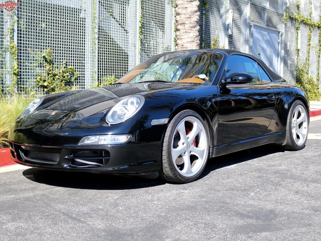 2005 Porsche 911 2dr Cabriolet Carrera S