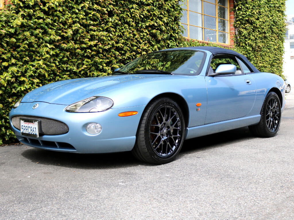 2006 Jaguar XK-Series XKR Convertible 'Victory Edition'