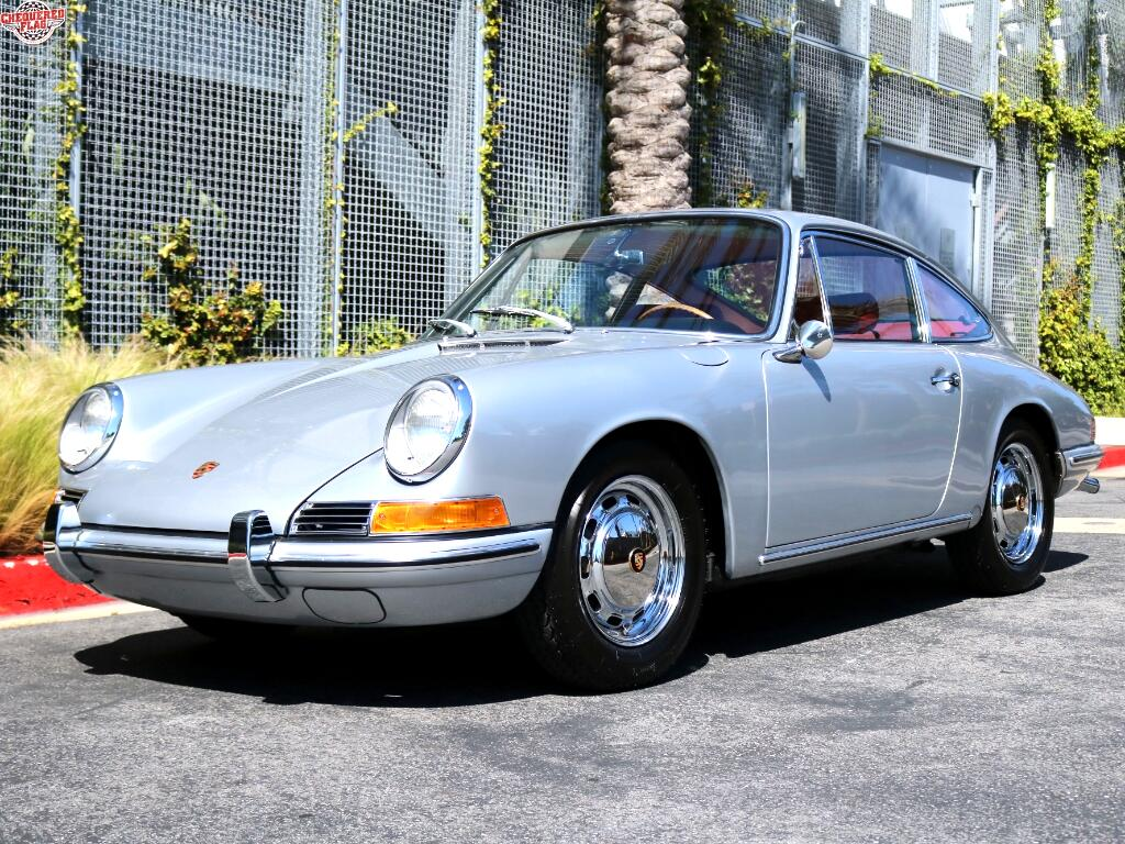 1966 Porsche 912 Coupe by Karmann