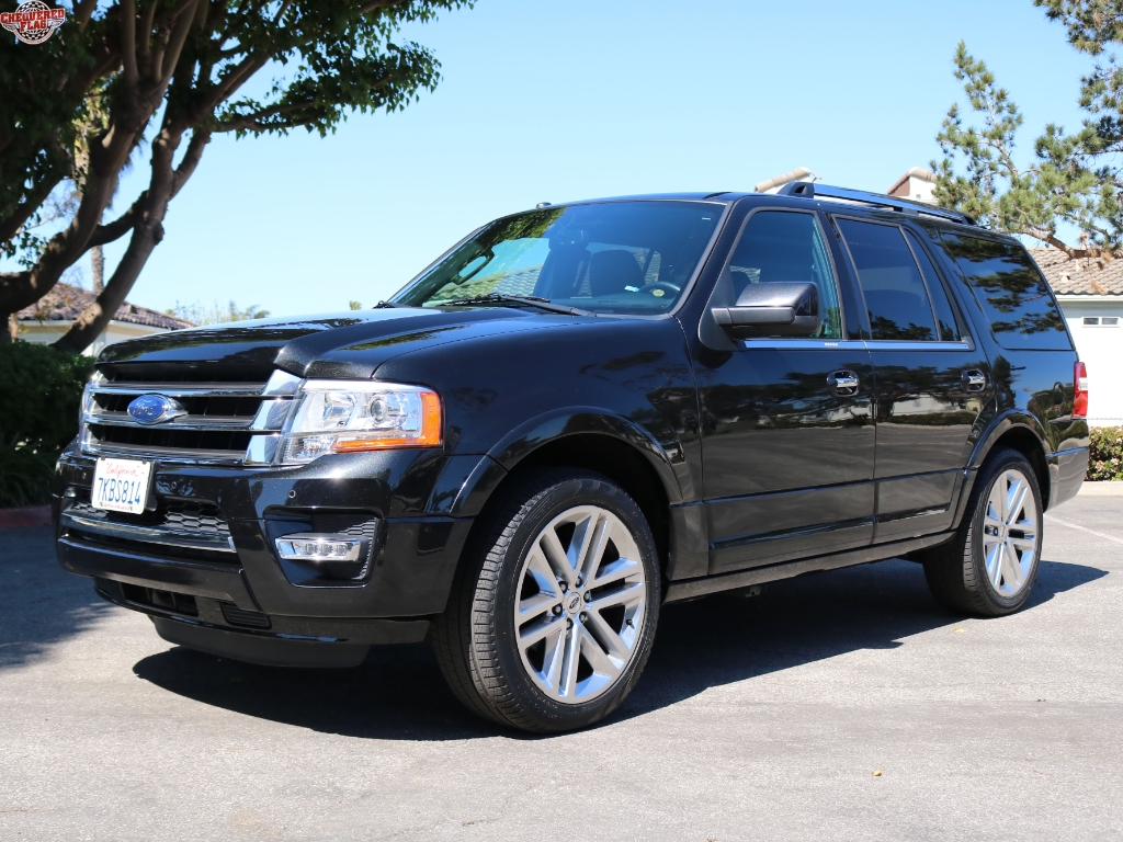 2015 Ford Expedition Limited