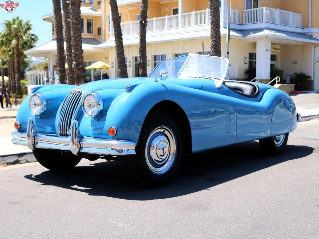 1955 Jaguar XK 140 Roadster