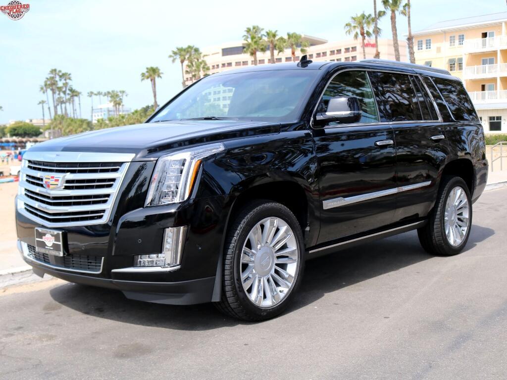 2017 Cadillac Escalade 2WD Platinum Edition