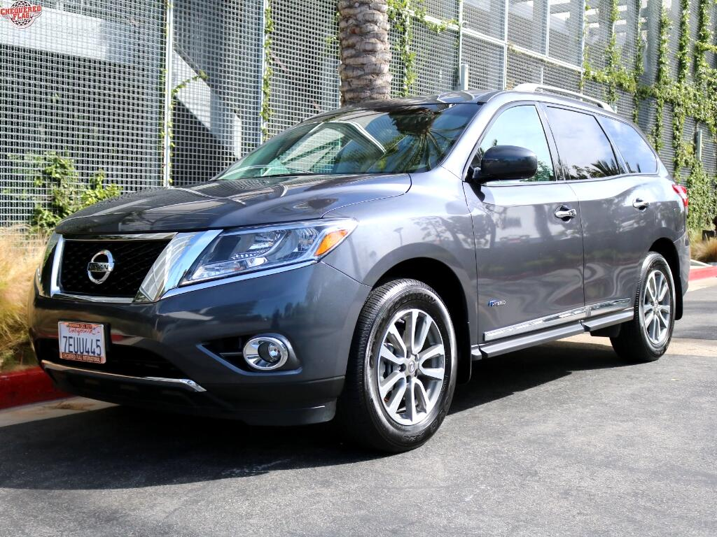 2014 Nissan Pathfinder Hybrid SV 2WD